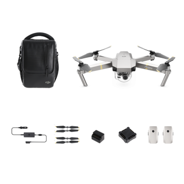 Mavic Platinum Fly More Combo