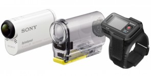 Sony ActionCam AS100