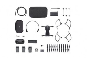 PREVENTA Mavic Air Fly More Combo Negro