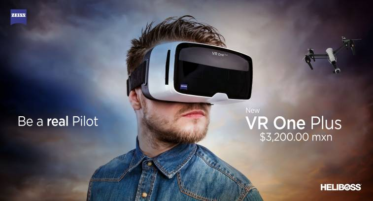 banner vr one plus
